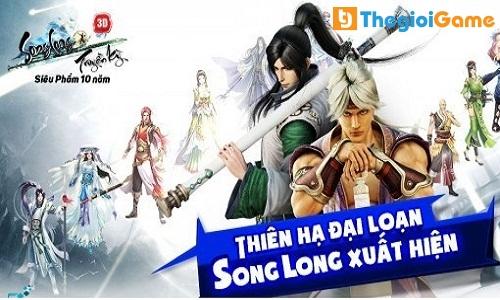 Game Song long truyền kỳ