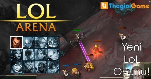 Game LOL Arena