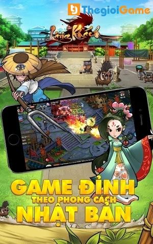 Game đỉnh cao theo phong cách Nhật Bản