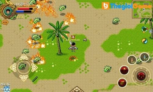 Chiến đấu trong game KPAH