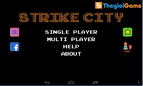 Game tổng hợp Strike City