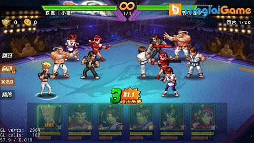 Game mobile quyền vương 98