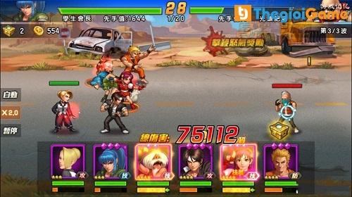 Game chiến đấu theo lượt
