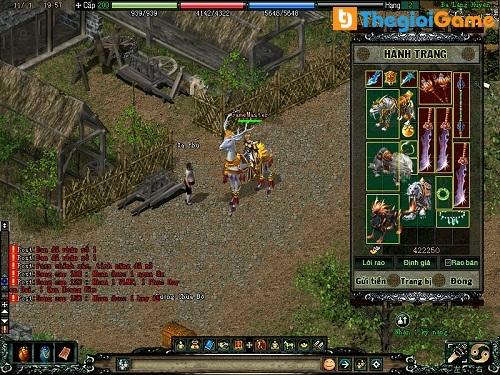 Phong cảnh trong game