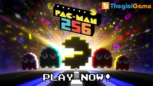 Game Pacman 256