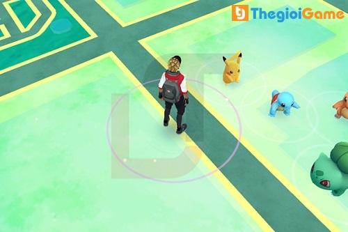 Mẹo để bắt Pikachu