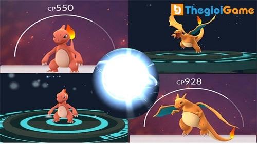 Sự tiến hóa của các nhân vật Pokemon