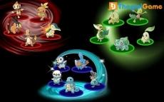 Hướng dẫn cách nâng cấp và tiến hóa Pokemon
