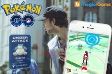 Hướng dẫn cách đổi tên nhân vật và ảnh đại diện trong game Pokemon Go